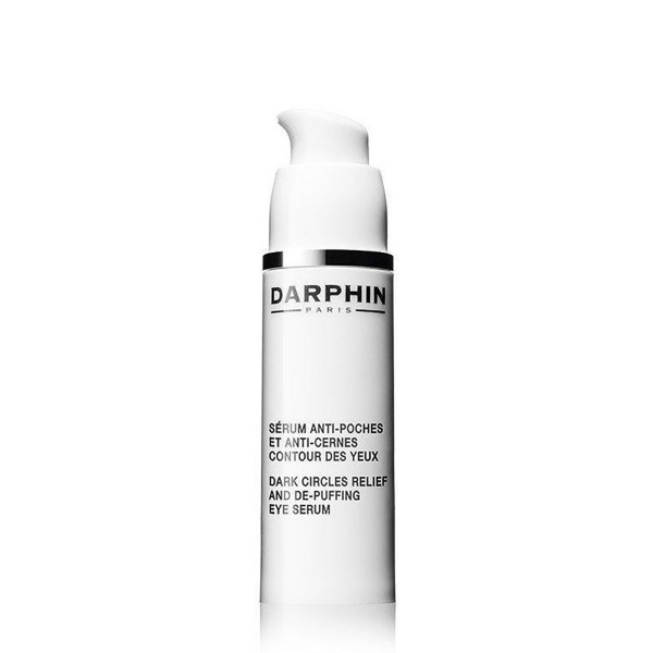 Dark circles relief and de-puffing eye serum