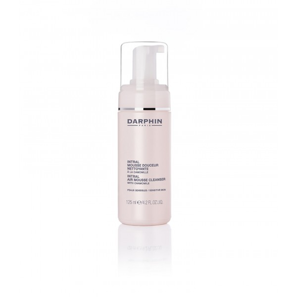 Intral Air Mousse Cleanser with Chamomille