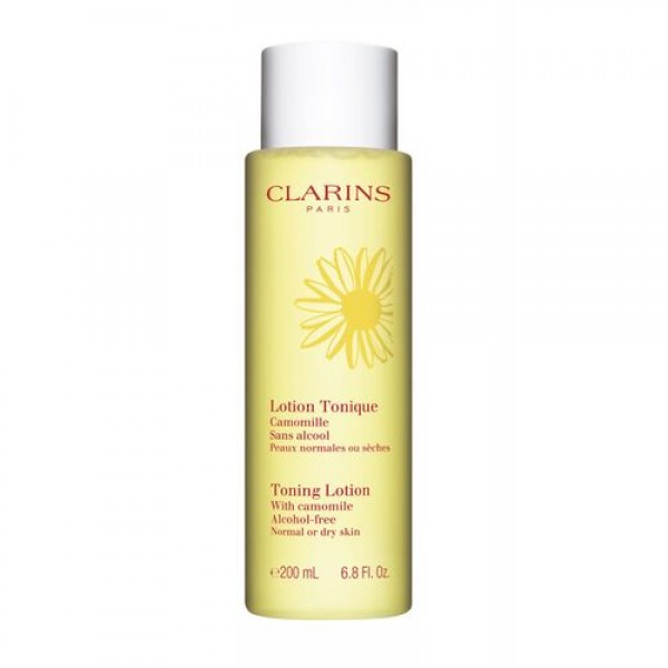 Toning Lotion With Camomile Dry/Normal Skin