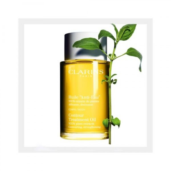 Anti-Eau Contour Body Treatment Oil