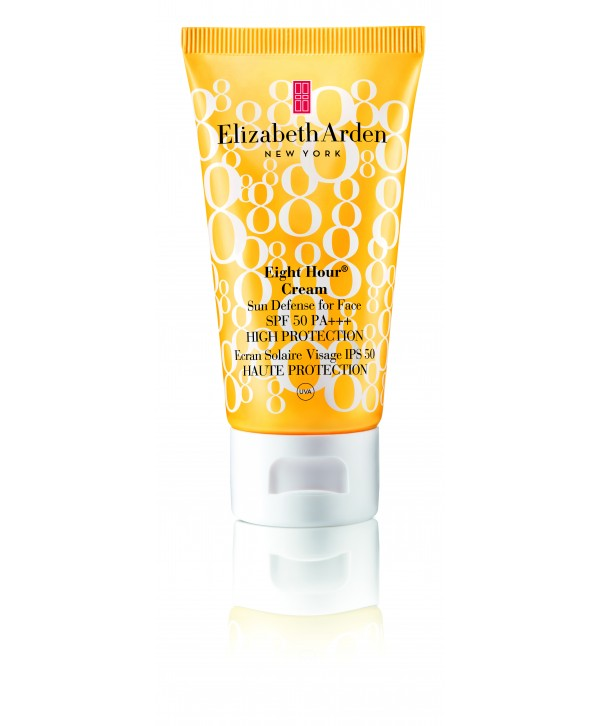 EIGHT HOUR® SUN DEFENSE FOR FACE SPF 50 SUNSCREEN HIGH PROTECTION