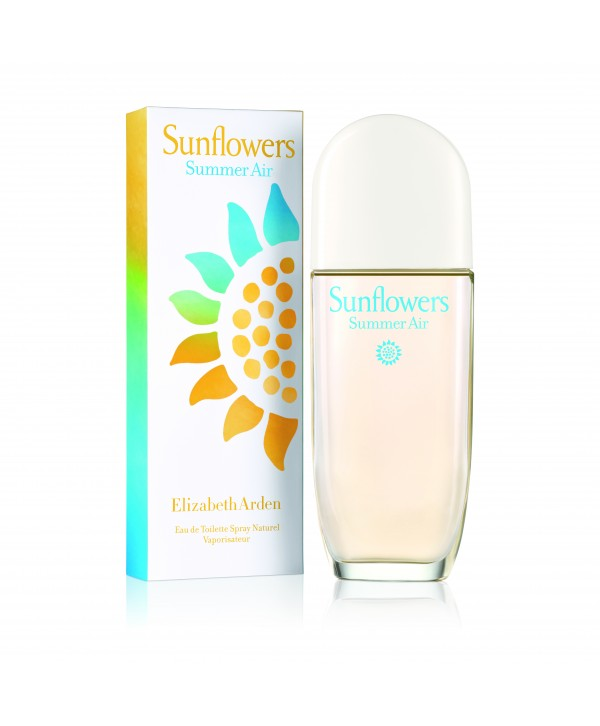 SUNFLOWERS SUMMER AIR EDT SPRAY
