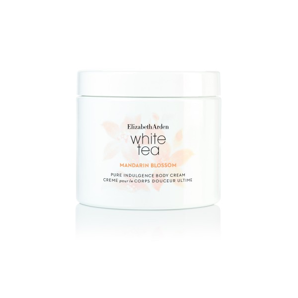WHITE TEA MANDARIN BLOSSOM BODY CREAM