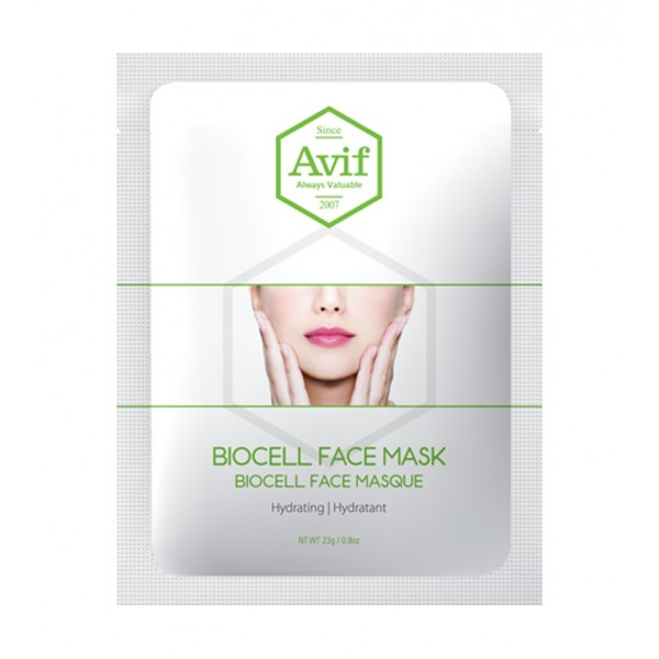 Avif Biocell Hydrating Face Mask-VK02