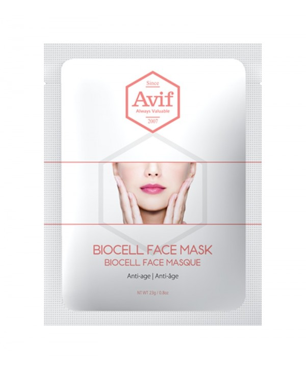 Avif Biocell Anti-age Face Mask-VK01