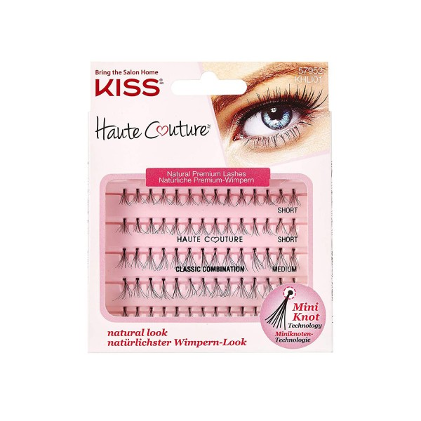 Kiss Haute Couture Individual. Lashes Co