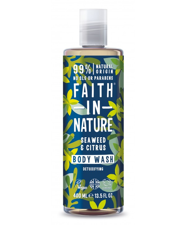 Body Wash-Seaweed & Citrus