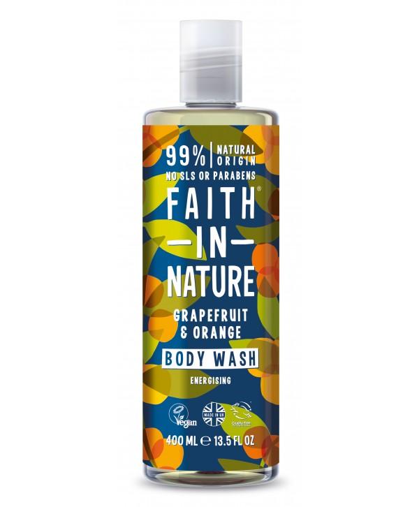 Body Wash-Grapefruit & Orange