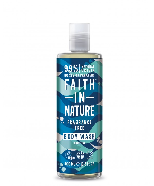 Body Wash-Fragrance Free