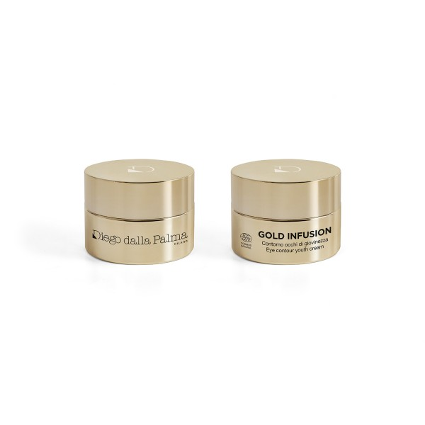 GOLD INFUSION-REVITALIZING EYE CONTOUR YOUTH CREAM