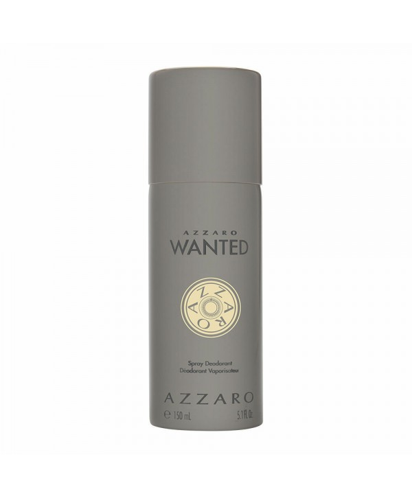 WANTED Deo-Spray