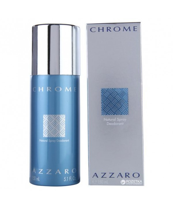 CHROME Deo-Spray