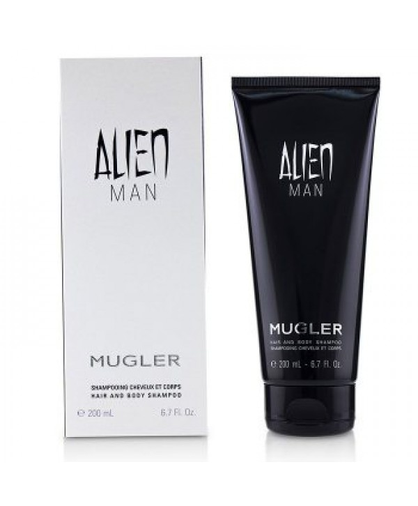 ALIEN Man Hair & Body Shampoo
