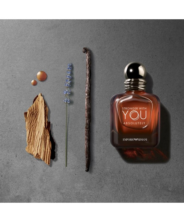 Emporio Stronger with you Absolutely EDP