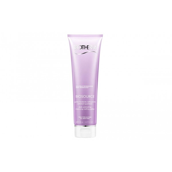 Biosource daily exfoliating clensing melting gel