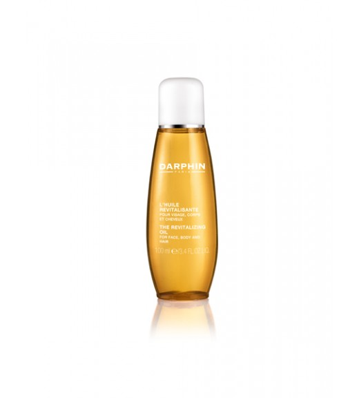The Revitalizing Oil for face, Body and Hair