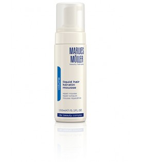 Liquid Hair Keratin Mousse