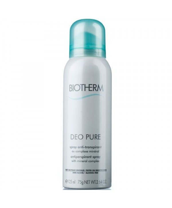 . DEO PURE SPRAY Anti-Perspirant