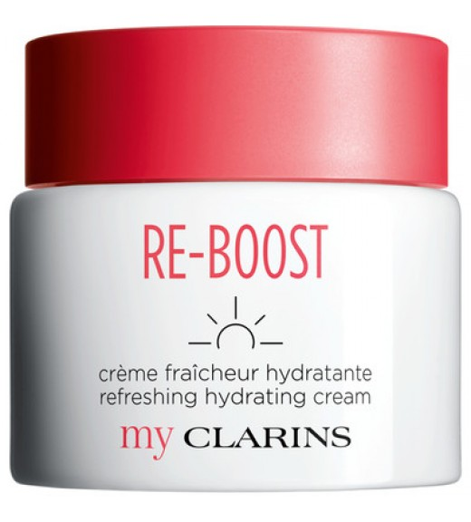 My Clarins Refreshing Hydra Cream