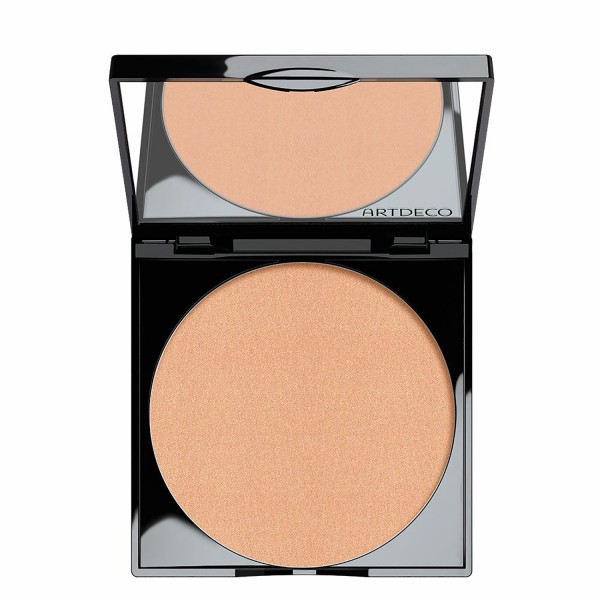 Transluscent Shimmer PowderAll over Face