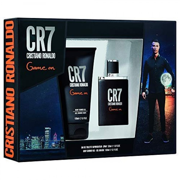 CR7 GAME ON SET EDT