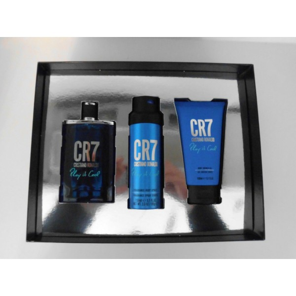 PLAY IT COOL SET EDT+S/G+B/SP