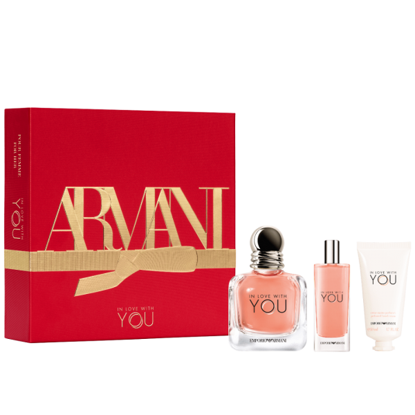 In Love With You Gift Set