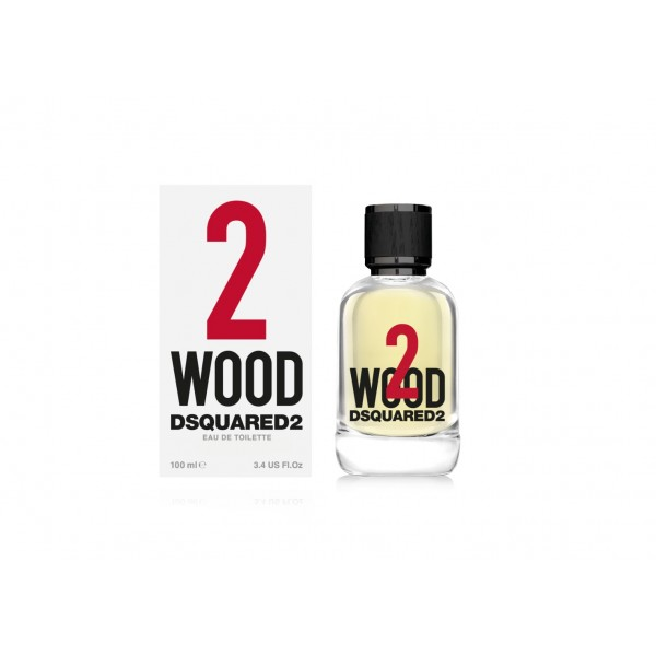 TWO WOOD EDT